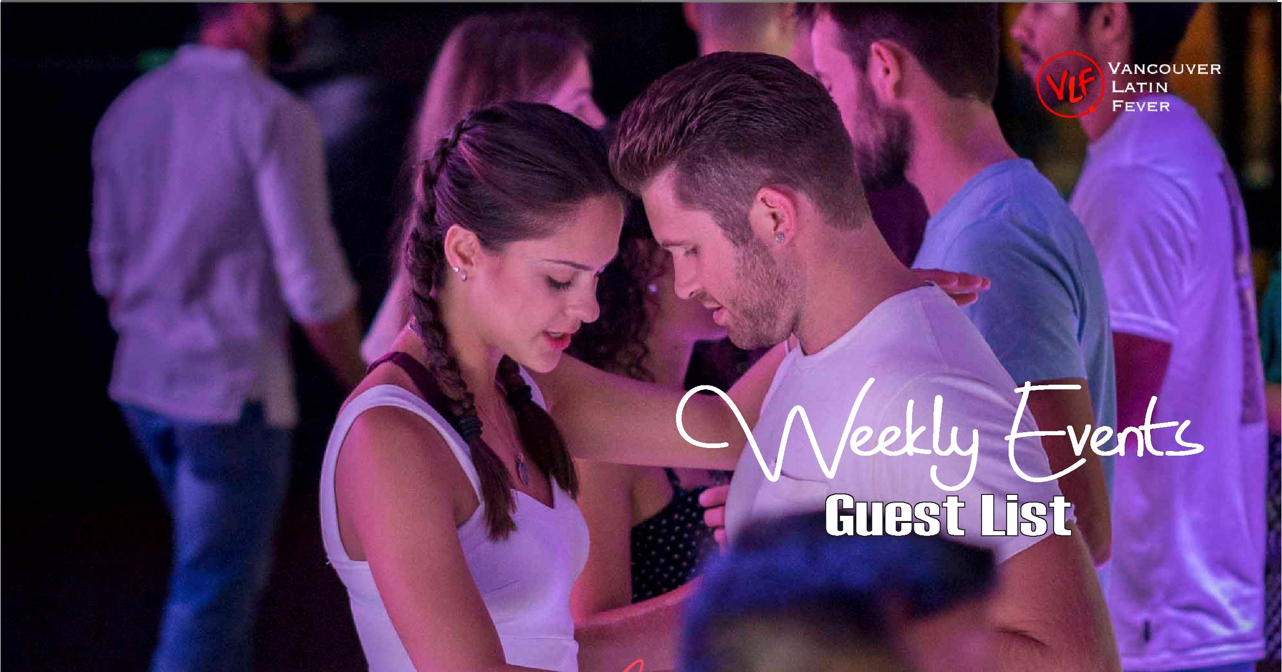 Weekly Salsa Events