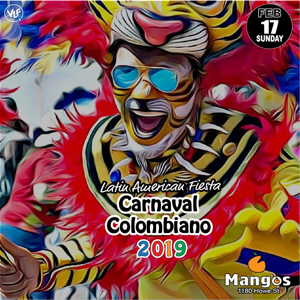 Colombian Carnaval 2019 Vancouver