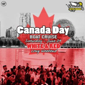 latin cruises Vancouver Canada Day