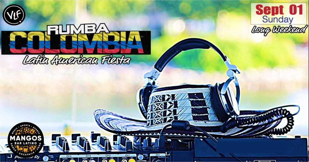 Rumba Colombia 2019 Vancouver Latin Fever Vlf