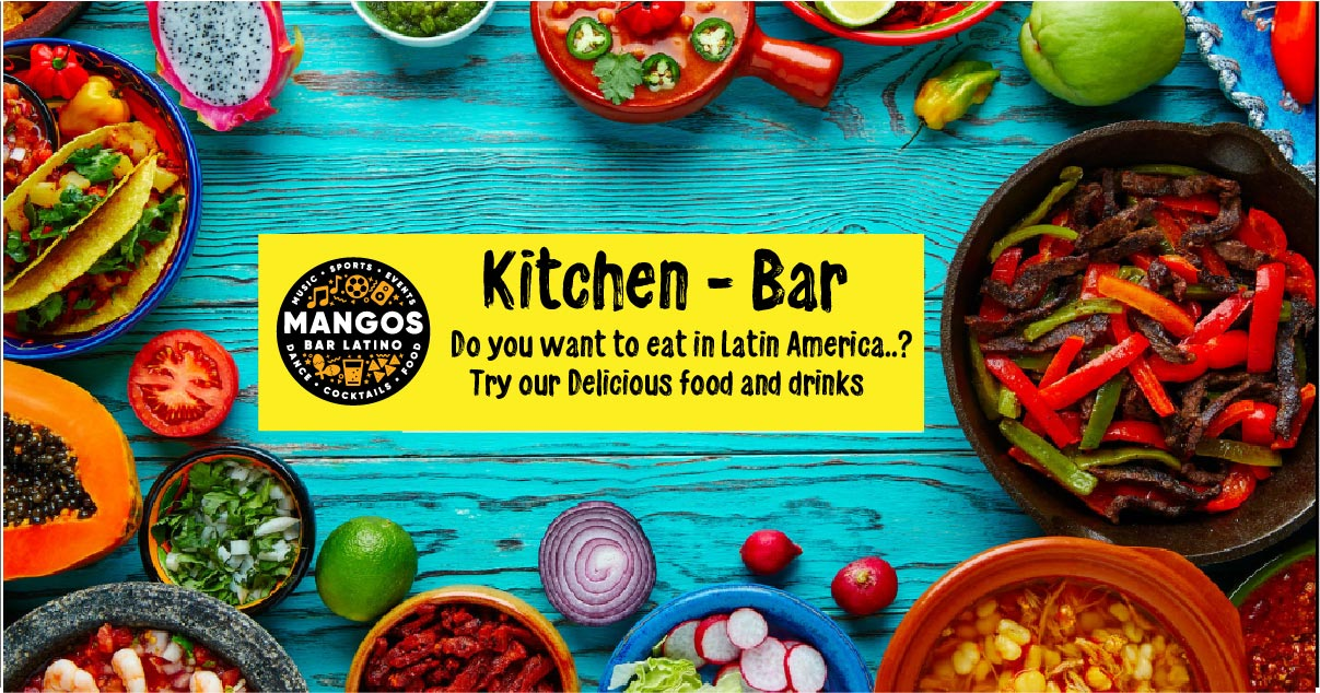 Mangos Kitchen Bar